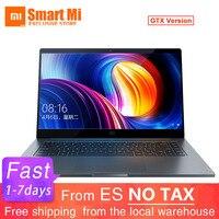 Original Xiaomi Mi Notebook 15.6'' Pro GTX 1050 MAX Q Laptops i5 8250U 4GB GDDR5 256GB DDR4 In Stock