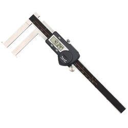 Calibrador de ranura interior Digital electrónico de 8-150 Mm con calibrador de borde de cuchillo de acero
