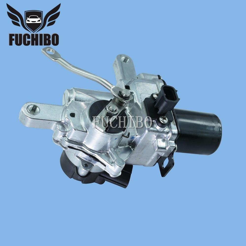 FUCHIBO Продажа с завода 1KD turbo 172010L040 Электрический привод для Toyota Land cruiser,D-4D 17201-30100 17201-30101