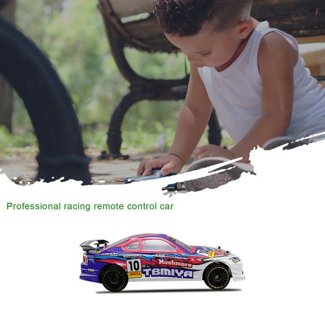 1:14 2.4G High Speed Waterproof RC Racing Car Buggy Truck Off-road Toys Remote Control Vehicle Racing Model 4