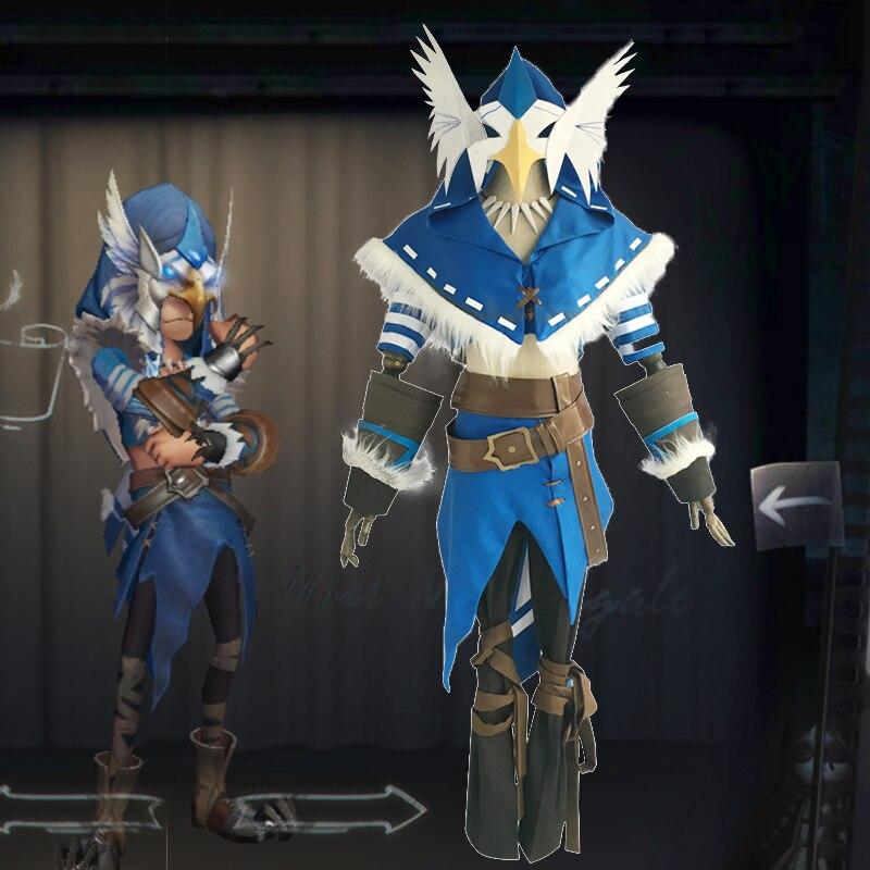 Game Identity V Cosplay Costumes Seer Eli Clark Cosplay Costume