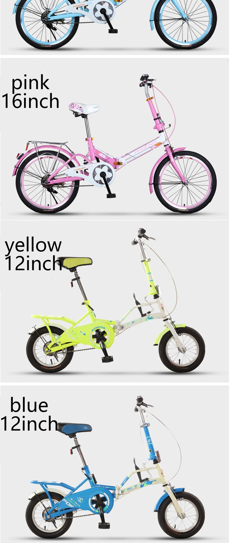 H569b5a27adda4d40b032d9c4a155cb3fw [TB01]20 inch folding bicycle bicycle shock absorber bicycle men and women student car leisure bicycle