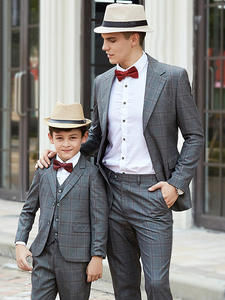 Matching Outfits Costume Boys for Weddings Enfant Garcon Mariage Terno Masculino Suits