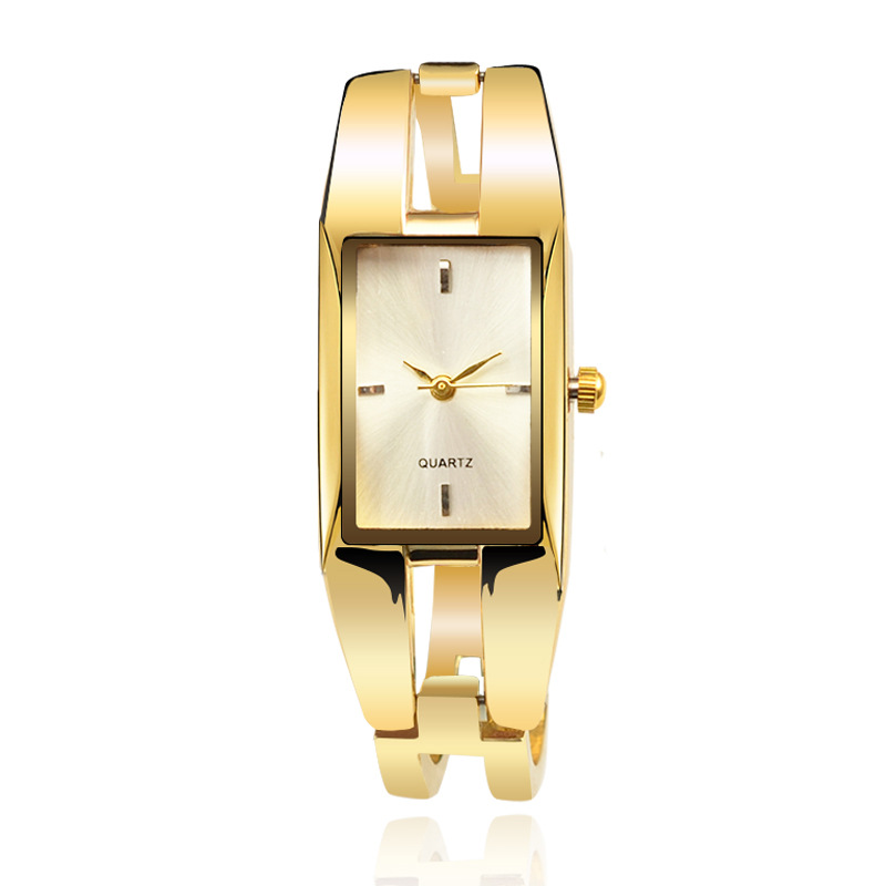 New Arrival Women Watch Bracelet Quartz Watches Hollow Slim Band Womens Bangle Watches Relogio Feminino Fashion Designer Clock