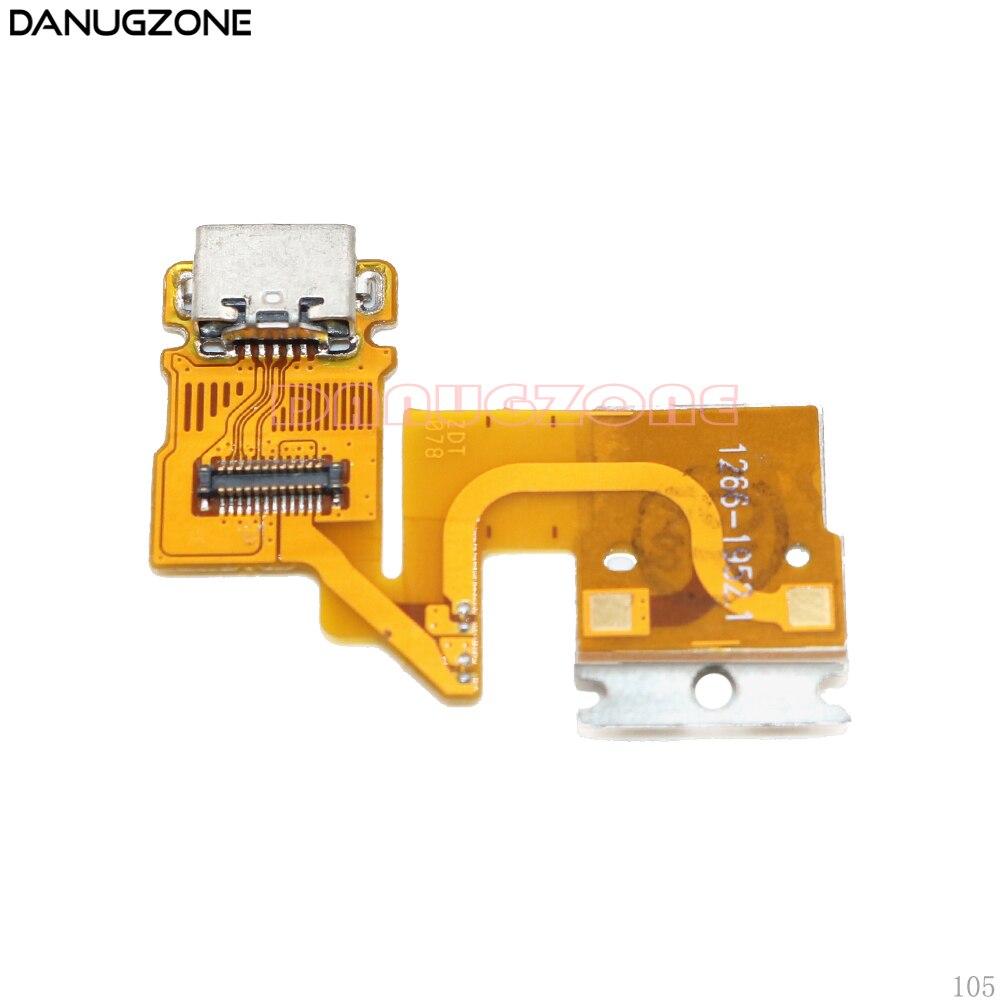 USB Charging Jack Plug Socket Connector Charge Dock Port Flex Cable For Sony Xperia Tablet Z SGP311 SGP312 SGP321