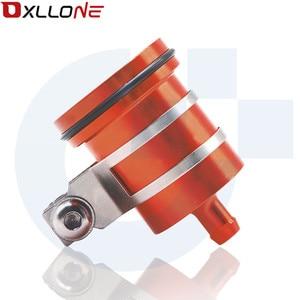 Image 1 - universal MOTORCYCLE CNC bkbat brake fluid reservoir clutch cylinder tank oil fluid cup OIL CUP FOR SUZUKI Hayabusa GSX 250R