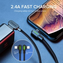 3m 2.4A Fast USB Cable For iPhone X XS MAX XR 8 7 6s Plus 5 Charging Cable Mobile Phone Charger Cord Usb Data Cable