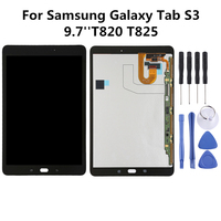 Sinbeda 9.7 LCD For Samsung Galaxy Tab S3 T825 T820 LCD Display Touch Screen Digitizer For SamsungS3 T820 LCD DisplayReplacement