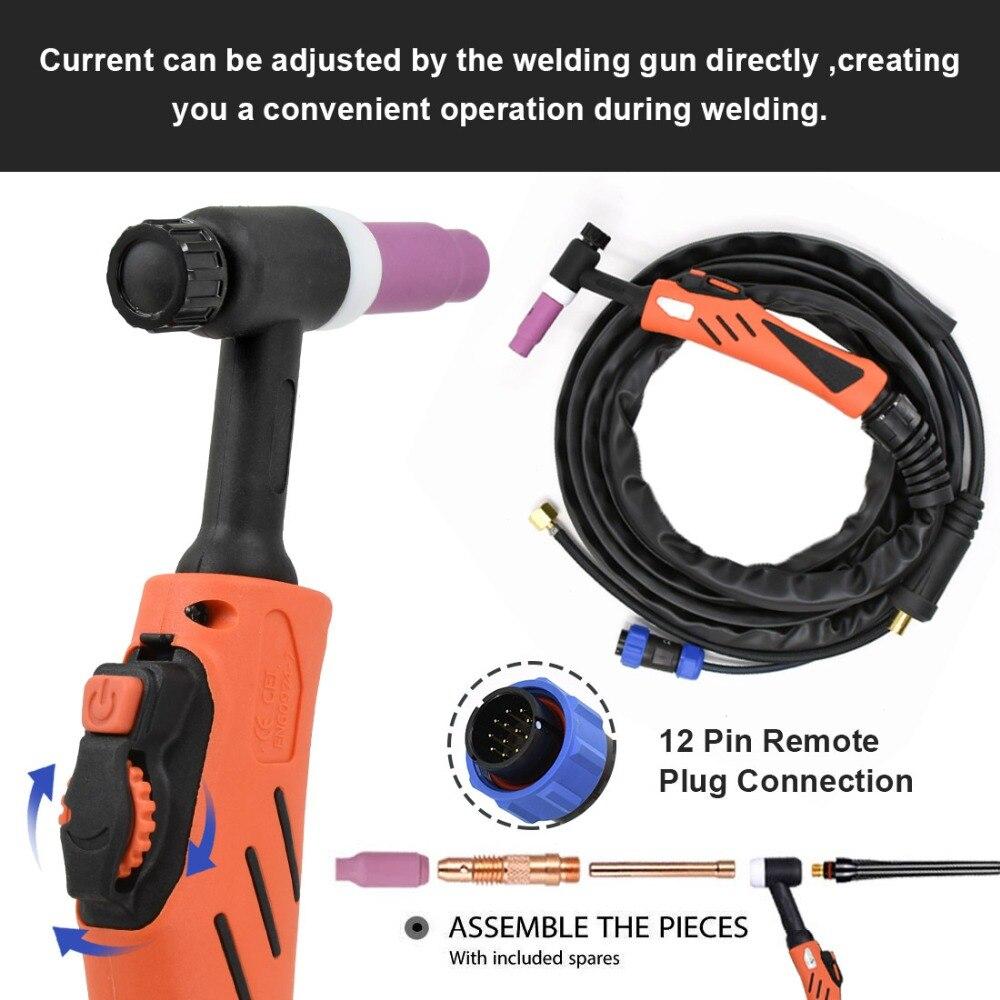 数字化焊枪详情