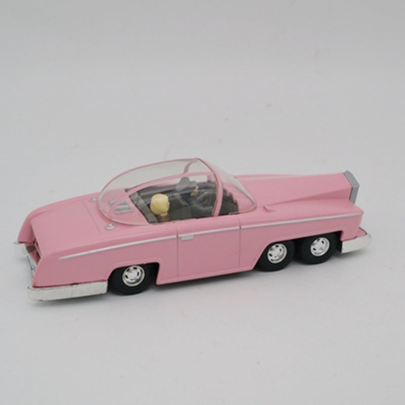 1:43 (gifts) Rolls Royce Six-wheeled Roadster Model Decorate High Imitation Alloy True Die Casting Series Collect Kids Child Toy
