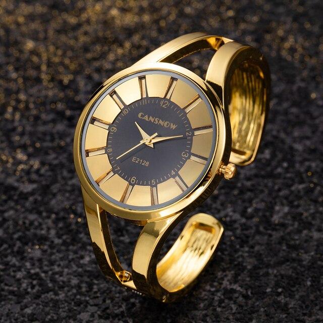 Luxury Gold Bracelet Watch