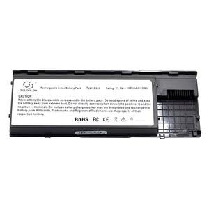 Image 4 - Golooloo 4400mah 6 hücreleri Laptop pil için Dell Latitude D620 D630 D631 KD491 KD492 KD494 KD495 PC764 PC765 PD685 RD300 TC030