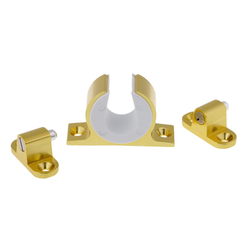 Рыболовная Подвеска для насосных тяг и крюк для бухт шланга стойка Горизонтально/вертикально установленная золото