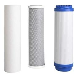 10 Cal elementy filtra System filtracji oczyść część zamienną uniwersalny filtr do wody na sprzęt agd w Filtry do wody od AGD na