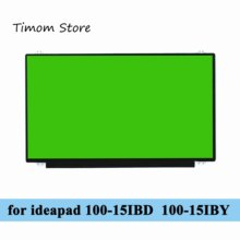 Matrix Notebook-Screen 100-15IBY 30pin Lenovo 1366--768 for 80QQ Ideapad 20564 HD LED
