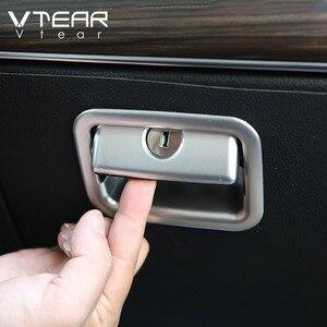 Image 5 - Vtear صندوق تخزين لتويوتا لاند كروزر برادو 150 ، مقبض ، غطاء وعاء ، زخرفة ، صندوق قفازات ، تقليم ، ملحقات السيارة ، الأجزاء الداخلية