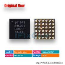 20 ピース/ロット新オリジナル 1610A3 ic iphone 6 s/6 s プラス/6 s plus U4500 U2/usb ic usb 充電器/充電/リフォーム 2 ic 36 ピン