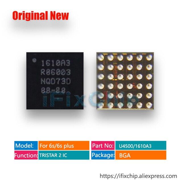 20pcs/Lot New Original 1610A3 IC for iphone 6S/6S plus/6Splus U4500 U2/USB IC USB Charger/Charging/TRISTAR 2 IC 36pins