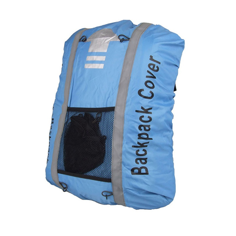 Outdoor Backpack Waterproof Backpack Rain Covers Bags Cover Rainproof Dustproof Covers For Camping Climbing Travel Backpack
