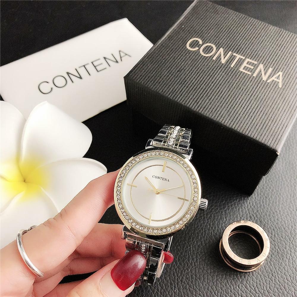 SET 6848LD    New Noble Shiny Ladies Fashion Watches Wholesale Direct Sales