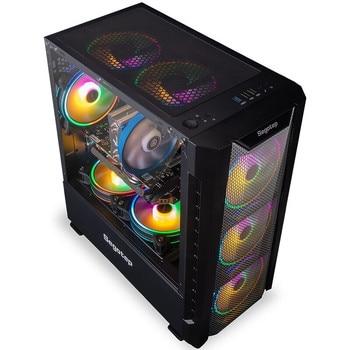 Funhouse 9th I3 9100F/GTX960 4G 240G SSD 8G/16G RAM Internet Cafe PUBG Computer Desktop Complete Game Assembly Machine DIY Compu 2