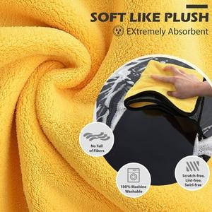 Image 3 - 3/5/10/20 stücke Auto Waschen Mikrofaser Handtuch Reinigung Trocknen Tuch Farbe Pflege Tuch Detaillierung Auto Waschen Handtuch reinigung Lumpen Auto Werkzeuge