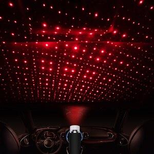 Universal Mini LED Car Roof St