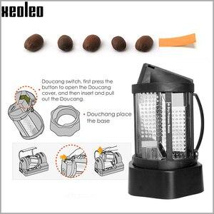 Image 3 - Xeoleo Genecafe Koffie Roasters 1400W /220V 3D Hot Air Koffieboon Roasters Kleine Soort Professionele 300G koffiebrander