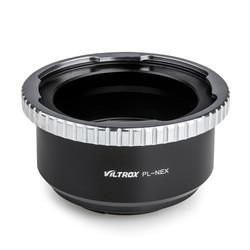 VILTROX PL-NEX Lens Mount Adapter for Arri PL Lens to Sony E Mount Camera A7III A7RIII A7II A7RII A7 A9 A6500 A6400 A6300 NEX-7