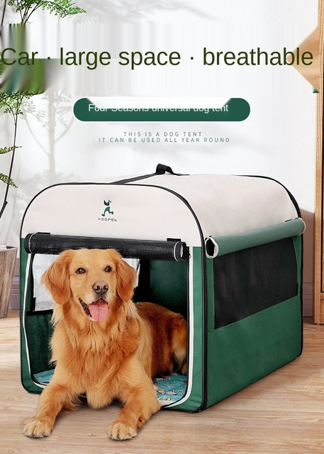 """""""Special Pup""""  Dog Kennel Sleeper Tent  9"""