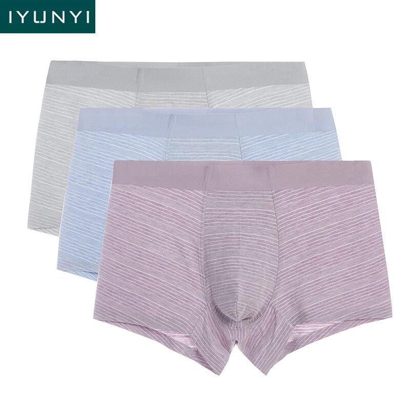 Comfy Men/'s Modal Pouch Boxers Trunks Underwear Light Short Pants Boxer Brief