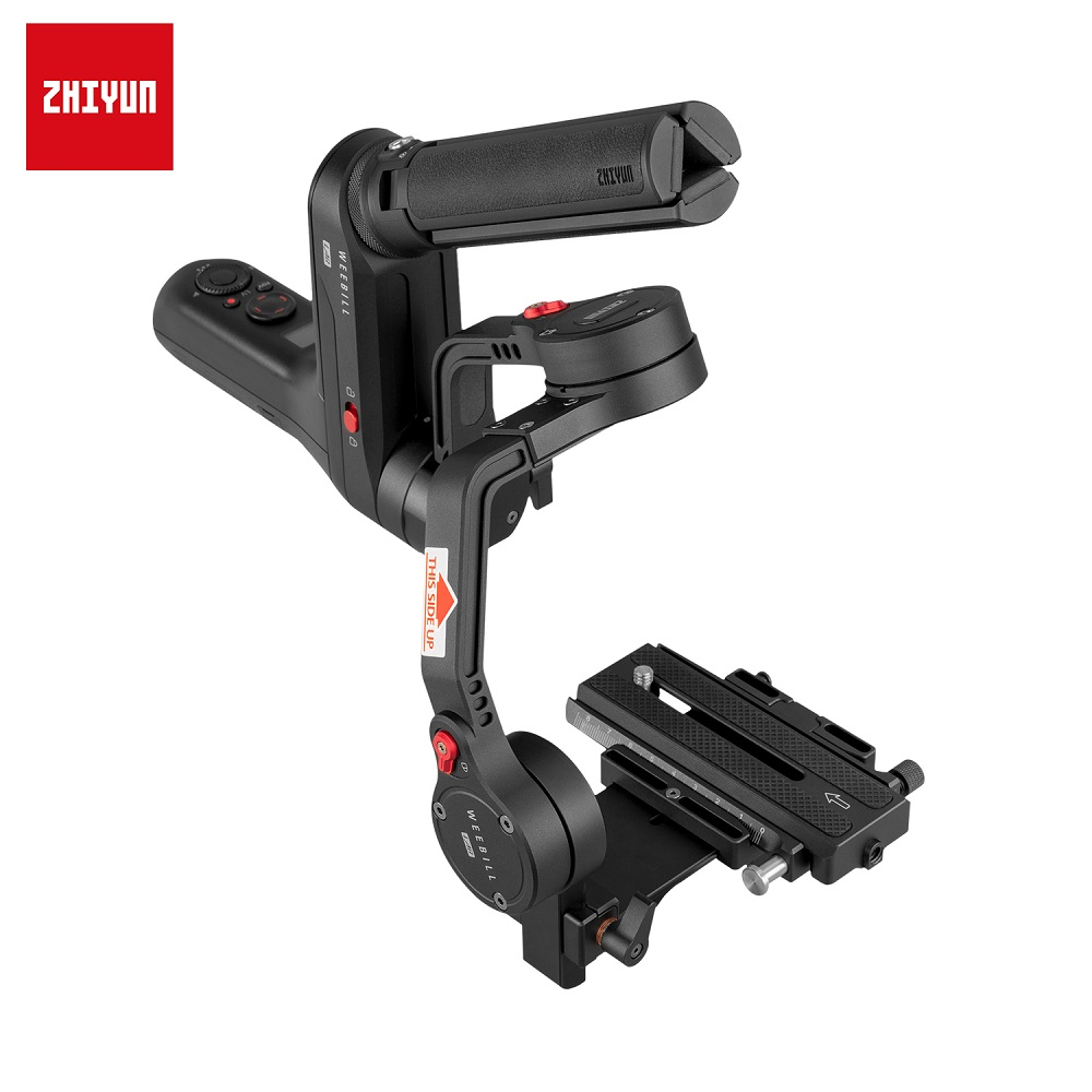 ZHIYUN Official Weebill LAB 3 Axis Handheld Gimbal OLED screen Versatile Structure Stabilizer for Mirrorless Camera