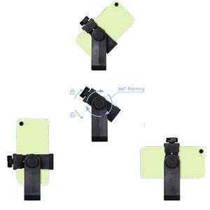 Image 3 - عالمي محول تثبيت الترايبود العالمي هاتف محمول حامل المقص العمودي 360 درجة حامل ثلاثي القوائم للهواتف الذكية للكاميرا