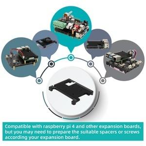 Image 2 - Raspberry Pi 4 Model B Embedded Armor Aluminum Alloy Heatsink with 5V Cooling Fan for Raspberry Pi 4 Model B Computer Only
