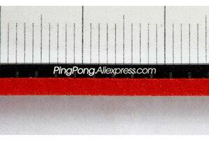 Image 5 - Stiga mantra m/h 卓球ラバー (日本製) ピップインオリジナル stiga マントラピンポンスポンジ
