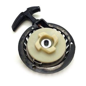 Image 1 - Пусковое устройство из алюминиевого сплава, легко тянуть, подходит для 47cc 49cc 2 Stoke, мини внедорожник, карманный питбайк, мотовездеход, квадроцикл, бесплатная доставка