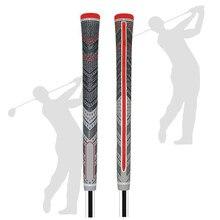 Multi aperto de golfe composto tamanho padrão todos os apertos de borracha do clube de golfe do tempo para clubes cunhas drivers ferros híbridos