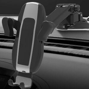 Image 4 - 긴 목 자동차 마운트 앞 유리 홀더 크래들 대시 보드 GPS PDA 휴대 전화
