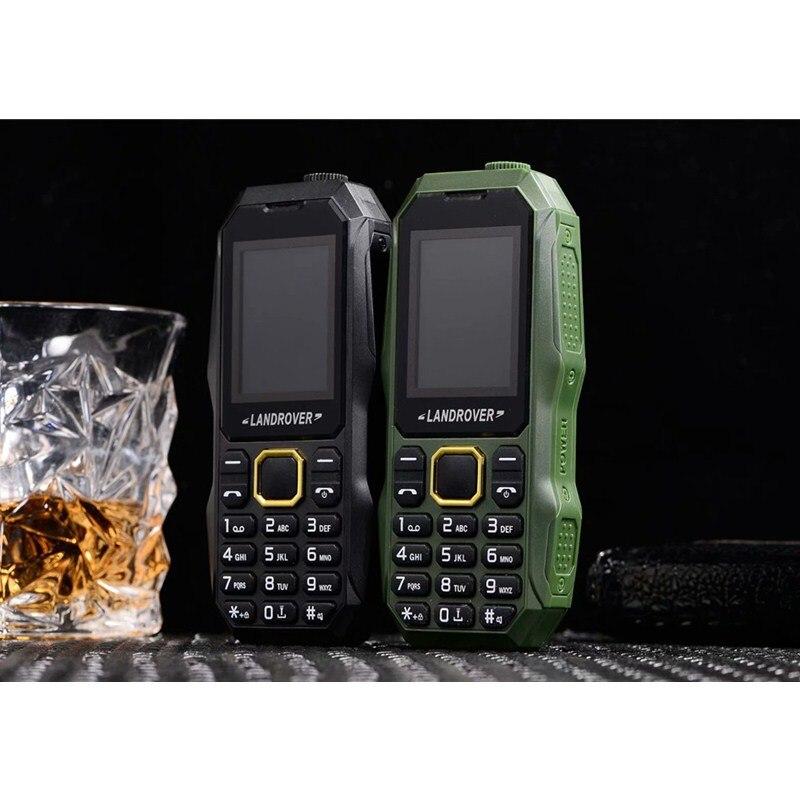 1,8 inch Дешевые Прочный противоударный пылезащитный мобильные телефоны для двух сим-карт, c операционной системой GSM FM радио фонарь кнопочный ...