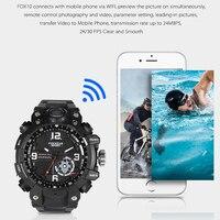 ir led Smart Sports Watch Waterproof Led Lighting Watch WIFI Camera IR Night Vision 2K HD H.264 Action Ourdoor Watch Recorder (2)