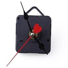 Clock-Mechanism-Repair-Parts Wall-Clock Hanging Movement Quartz-Watch Classic DIY Black