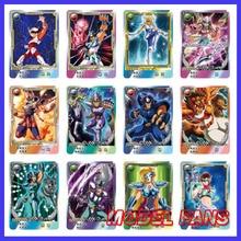MODEL FANS 248pcs/set saint seiya cloth myth Character Collection Card