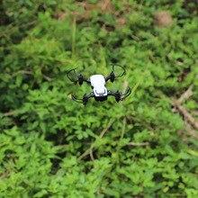 Mini RC Foldable drone 4K HD Camera Wifi FPV LF606 Selfie Pocket dron Follow Me