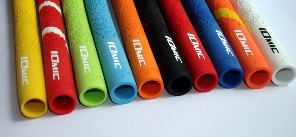 Wholesale 100PCS IOMIC X Golf Grips TPE/Rubber
