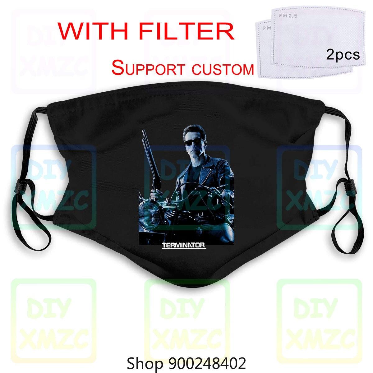 Terminator Movie Mens Funny MASK MASK Fitness Clothing MASK Homme 2020 MASK Custom MASK Mens Fashion Clothing
