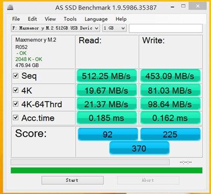 STmagic SPT31 256GB 512GB 1 to Mini Portable M.2 SSD USB3.1 lecteur SSD externe pour ordinateur Portable vitesse de lecture 500 mo/s SSD - 6