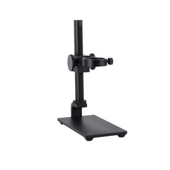 HAYEAR Mini stojak ze stopu aluminium mikroskop usb uchwyt stojak uchwyt Mini przystawka rama stołu do mikroskopu lutowanie naprawcze tanie i dobre opinie 500X i Pod Microscope camera Metal PORTABLE Handheld Mikroskop wideo Monokularowy Video Microscope Camera 100 Aluminium Alloy