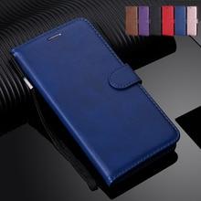 Однотонный кошелек флип чехол для iPhone X S Max флип сплошной Цвет чехол для iPhone X XR 5 5S SE 6 6 S 7 8 плюс мобильный телефон чехол