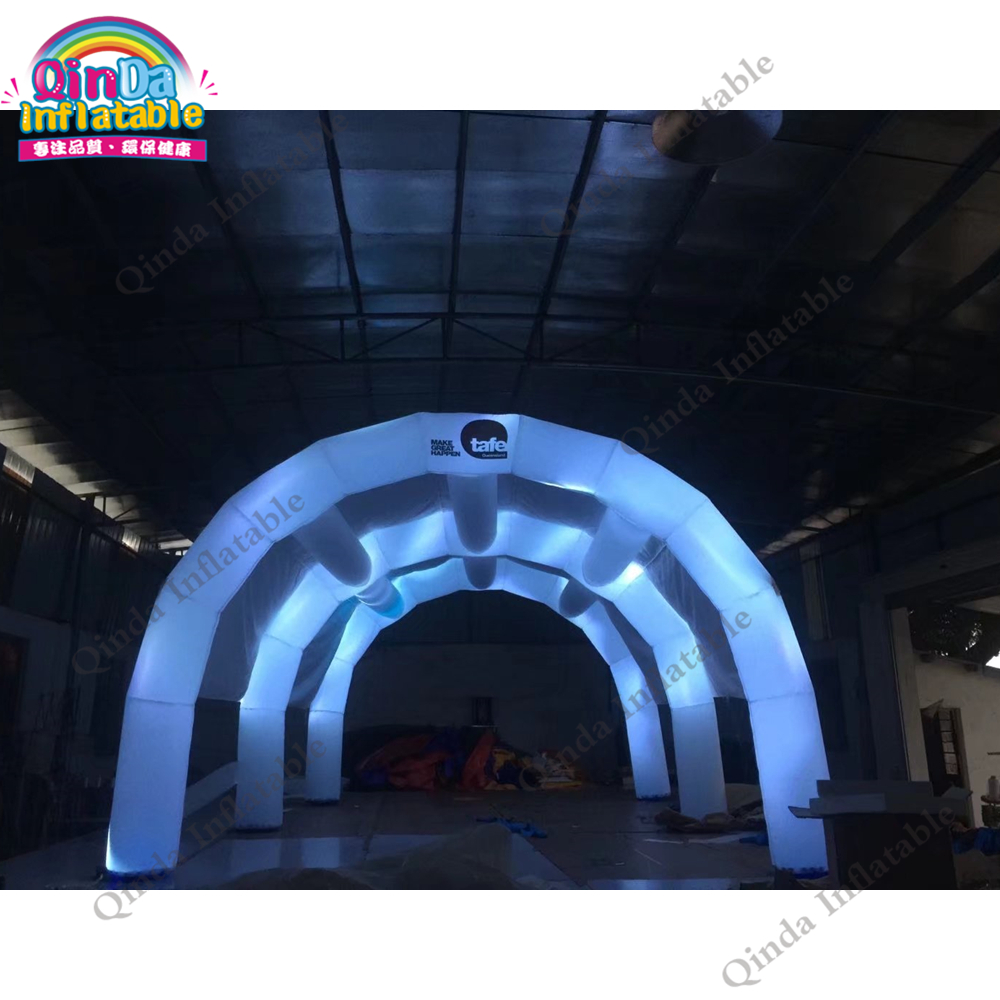 inflatable led booth22