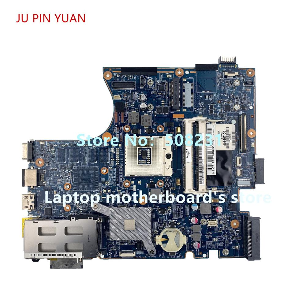 JU PIN YUAN 598667-001 48.4GK06.011 Motherboard For HP ProBook 4520S 4720S Series Laptop Motherboard 100% Fully Tested